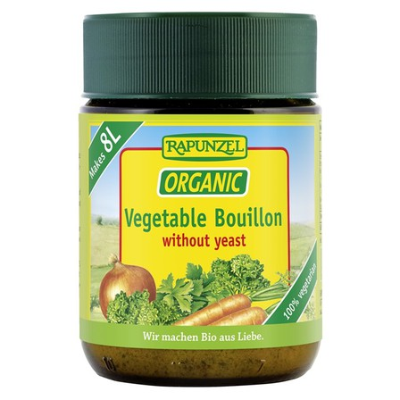 Rapunzel vegetable bouillon without yeast 125g