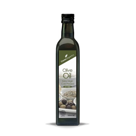 Ceres olive oil Extra virgin cold pressed 500ml