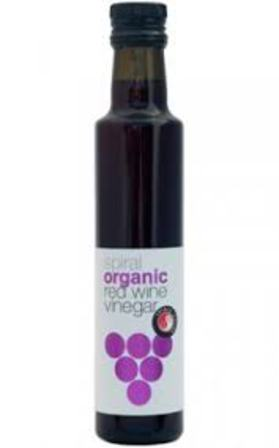 Spiral red wine vinegar 250ml