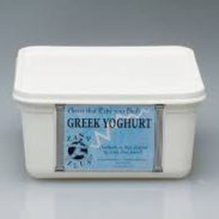 Zany zeus greek yoghurt 900g