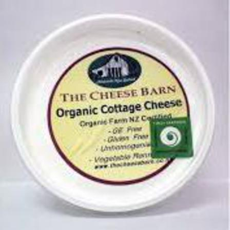 The cheese barn cottage cheese 380g