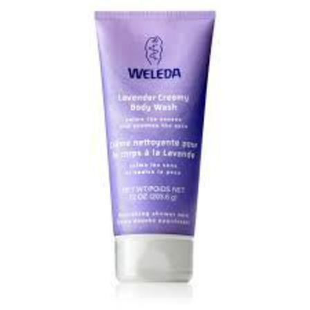 Weleda lavender body wash 200ml
