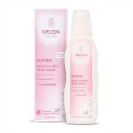 Weleda almond body lotion 200ml