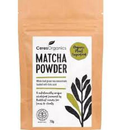 Ceres matcha powder 70g