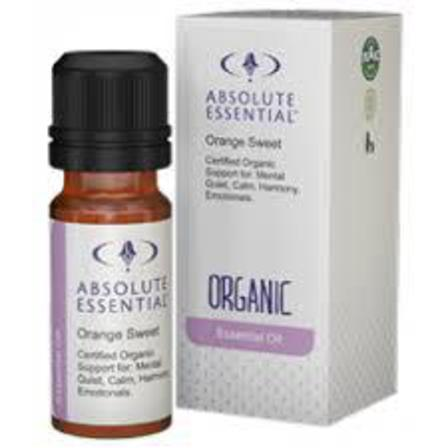 Absolute essential oil orange sweet
