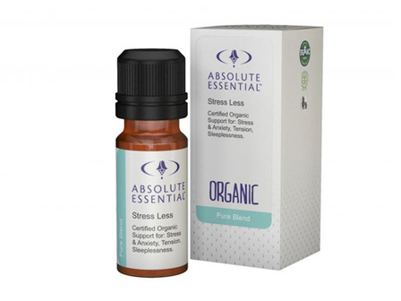 Absolute essential oil stress less