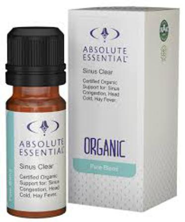 Absolute essential oil sinus clear