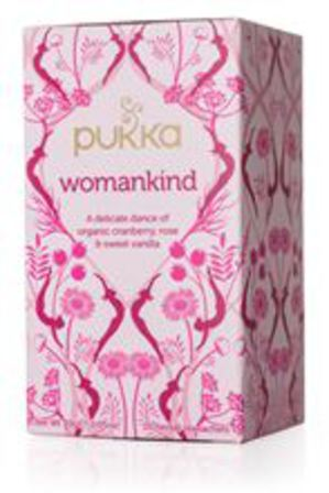 Pukka tea womankind