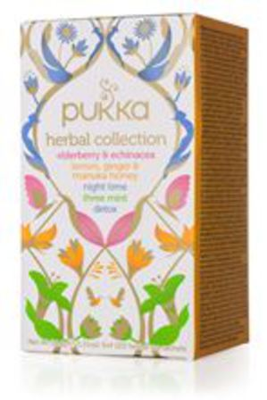 Pukka tea herbal collection