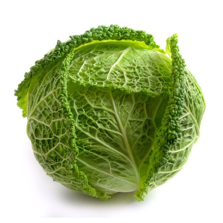 Savoy cabbage - each