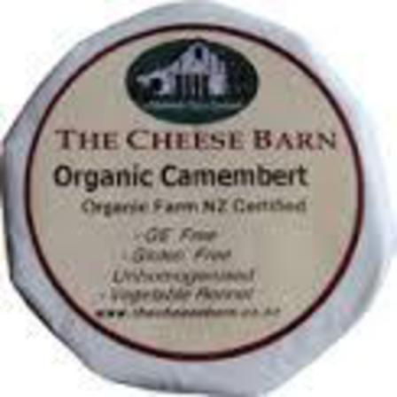 The cheese barn camembert 120-150g