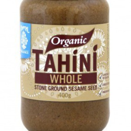 Chantal Organic Tahini - Whole 400g