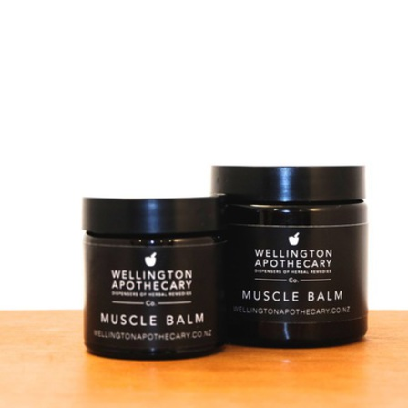 Wellington Apothecary Muscle Balm - 120ml