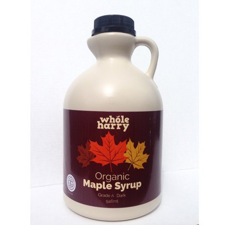 Organic Maple Syrup - 946ml
