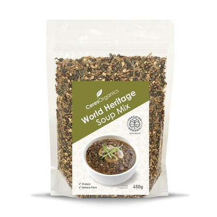 World Heritage Soup Mix - 450g