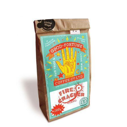 Good Fortune Coffee - Fire Cracker Blend