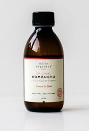 Daily Organics Original Kombucha - 200ml