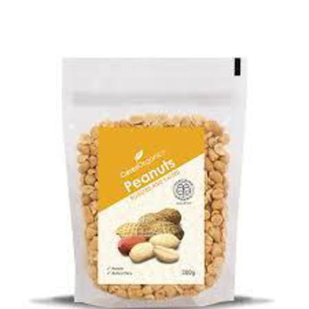Peanuts - Roasted and Salted - 300g