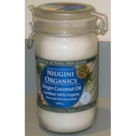 Niugini Organics Virgin Coconut Oil - 1000ml