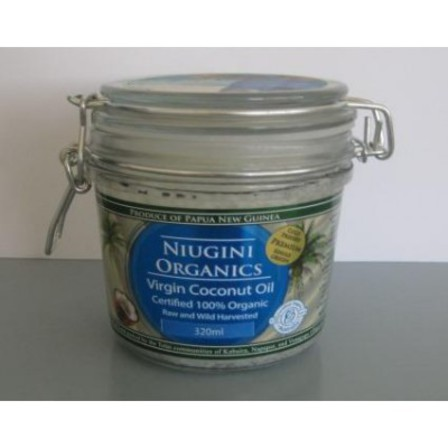 Niugini Organics Virgin Coconut Oil - 320ml