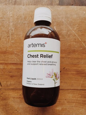 Artemis Chest Relief - 200ml