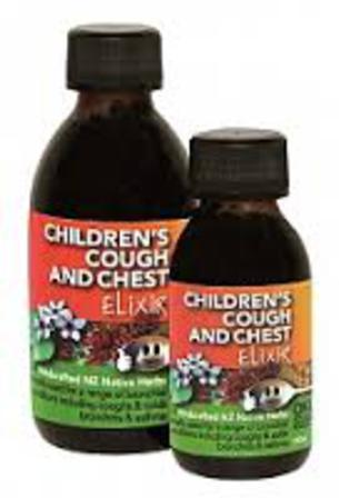 Elixir Childrens's Cough and Chest 100ml