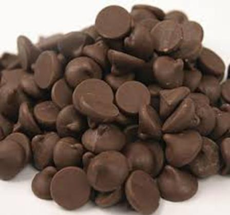 Organic Chocolate Drops 300g