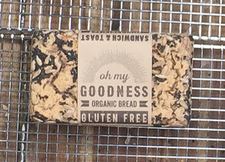 Oh my goodness specialty bread - Sunflower and sesame