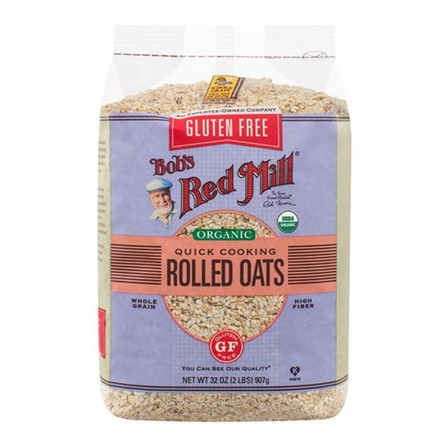 Bob's Red Mill Quick Rolled Oats 907g