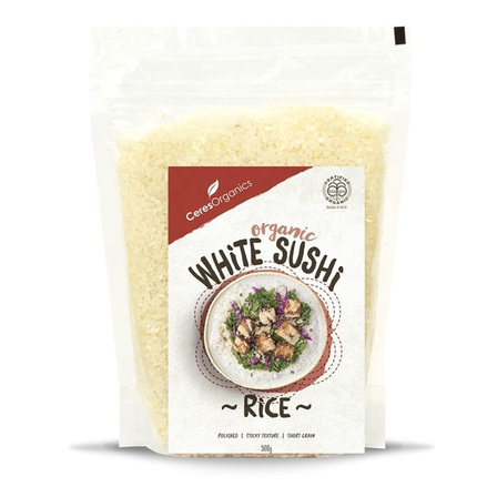 Ceres White Sushi Rice 500g