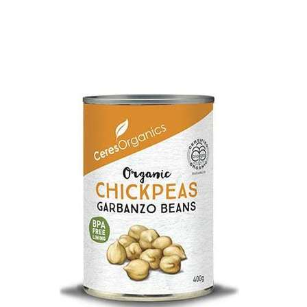 Ceres Chickpeas 400g