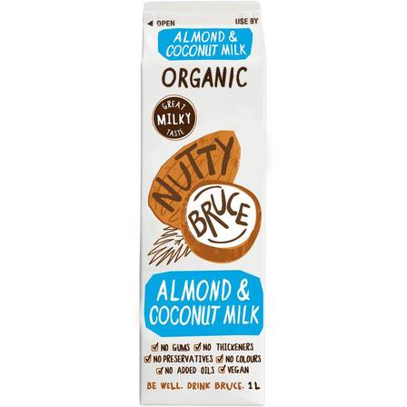 Nutty Bruce Almond Coconut Milk