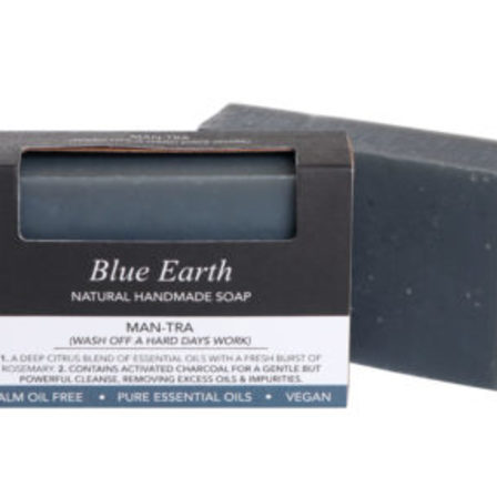 Blue Earth Soap Mantra