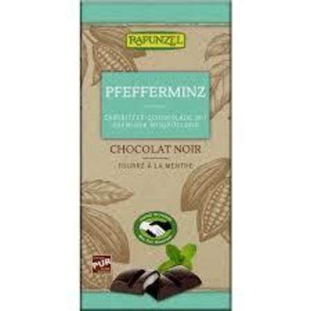 Rapunzel Peppermint Chocolate 100g