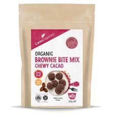 Ceres Brownie Bite Mix 220g