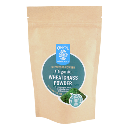Chantal Wheatgrass Powder 100g