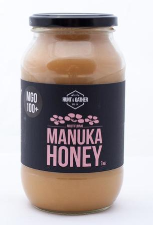 Hunt & Gather Multifloral Manuka Honey 1kg