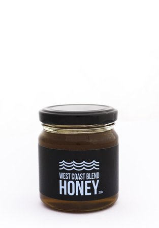 Hunt & Gather West Coast Blend Honey 250g