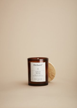 Orchard St Candle Water