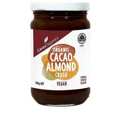 Ceres Cacao Almond Crush 300g