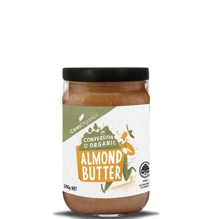 Ceres Almond Butter - In Conversion to Organic 300g