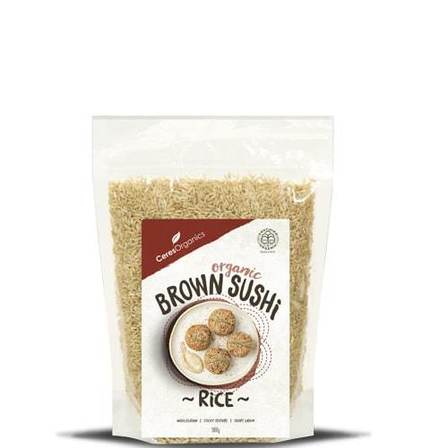 Ceres Brown Sushi Rice 500g