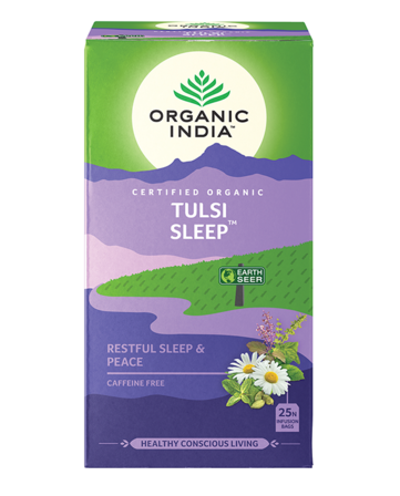 Organic India Tulsi Sleep Tea 25 Bags