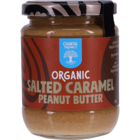 Chantal Salted Caramel Peanut Butter