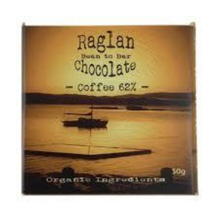 Raglan Chocolate - Coffee 50g