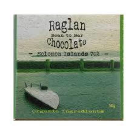 Raglan Chocolate - Solomon Islands 70%