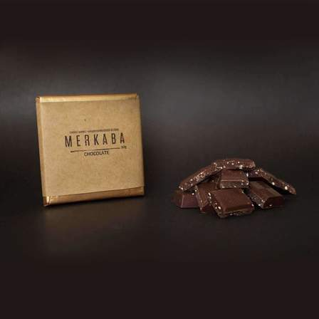 Merkaba Hemp Chocolate 50g