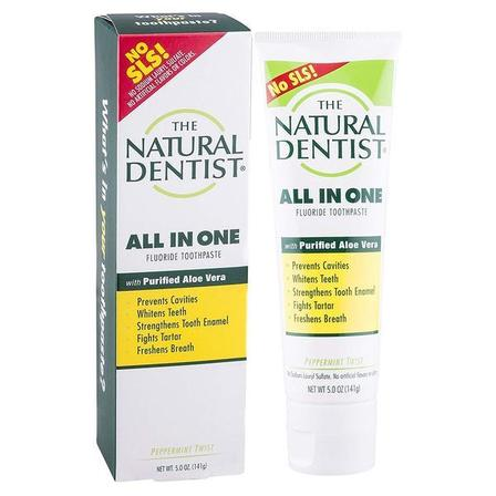 The Natural Dentist All In One Toothpaste