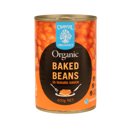Chantal Baked Beans 400g
