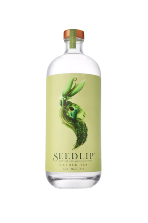 Seedlip Non-Alcoholic Spirits - Garden 108 700ml